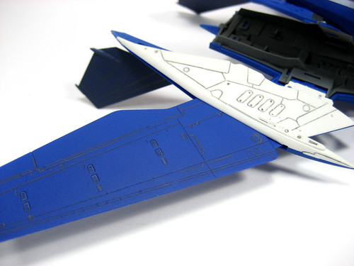 1/72 VF-25G Valkyrie Messiah