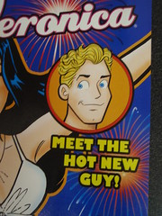 meet the hot new guy