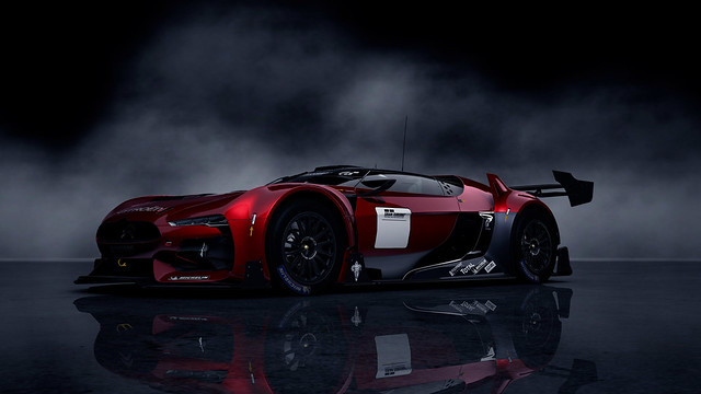 Gran Turismo 5 for PS3: Citroën GT by Citroën Race Car