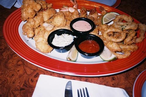 Friday's 餐廳 - 開胃菜