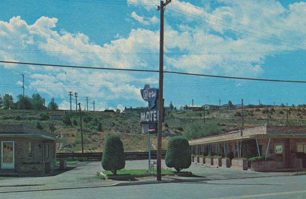 Rose Motel - Ely, Nevada