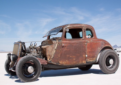 Badass Rust bucket