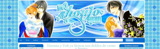 pro-shoujo spain