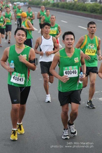 bel carlos milo marathon