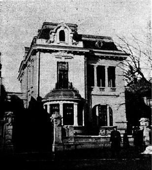 Casa Scarlat Orascu - 1937