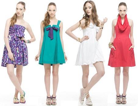 vestidos festa verão 2011