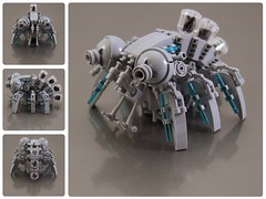 Injector Bug (Bart De Dobbelaer) Tags: bug lego space battle bot prometheus
