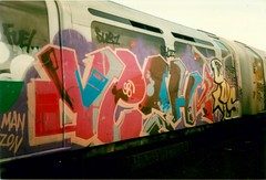 Yeah DDS (Stanmore) (iamdek) Tags: yeah tube londonunderground scrap dds