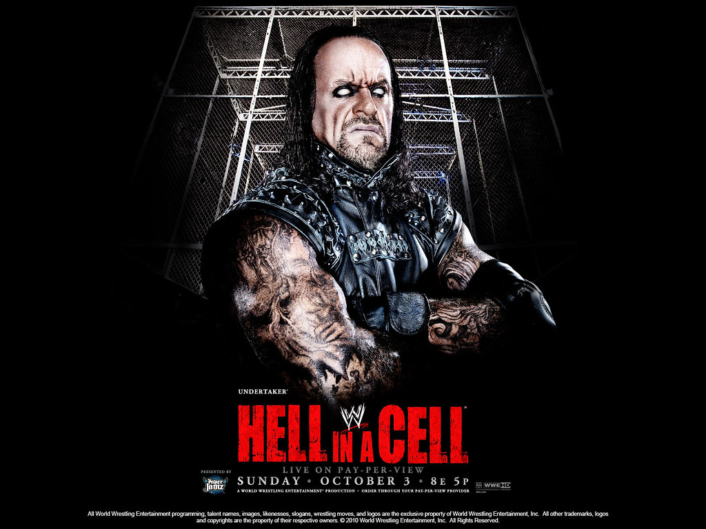 WWE Hell In A Cell 2010 PPV Wallpapers Tags Wwe