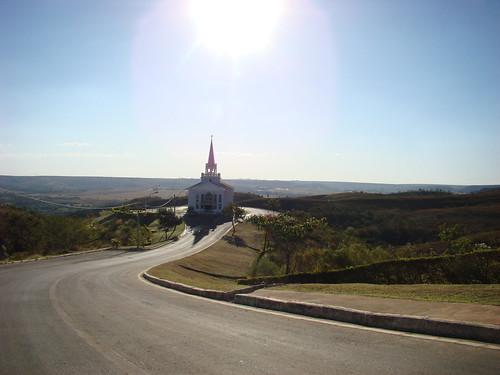 Capela São Francisco de Assis localizada no Recanto das Emas-DF