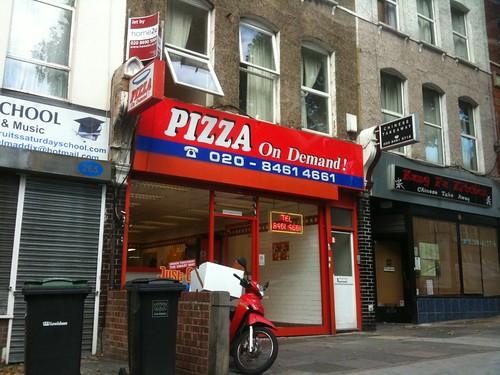 PIZZA On Demand!