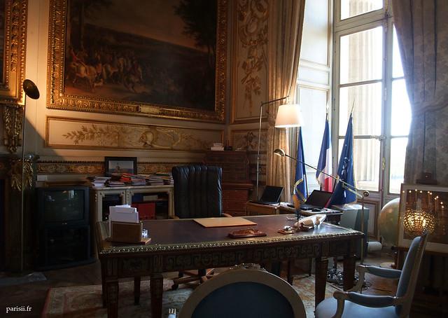Bureau du Premier Consul Napoléon