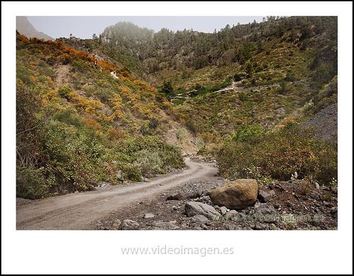 Camino Barranco de Badajoz