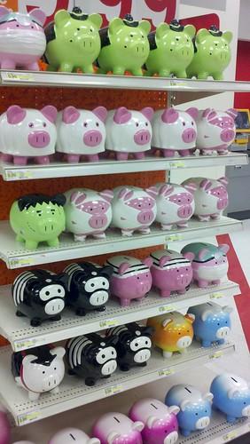 Piggled pink!