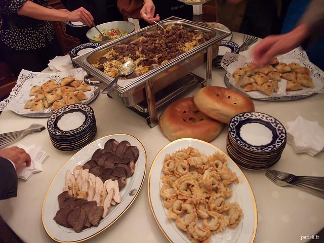 La cuisine Ouzbek est un pur délice