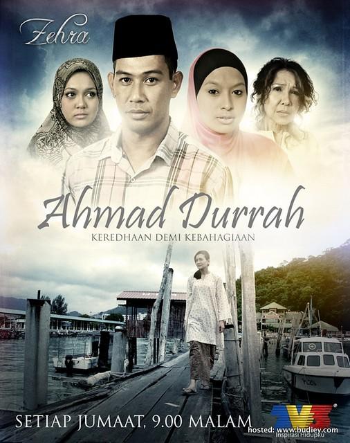 Ahmad Durrah Final - Poster