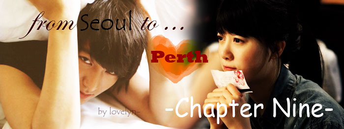 from Seoul to ... Perth-- by Lovelyn  5017566041_69e4b11214_b
