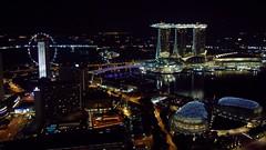 Night - Swissôtel The Stamford, Singapore (Matt@PEK) Tags: singapore pentax