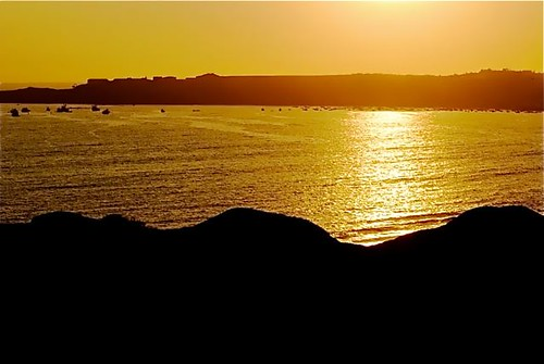 Ancon-ecuador-Sunset
