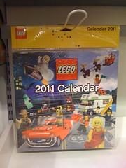 LEGO 2011 Calendar