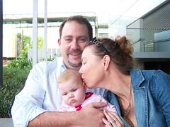 Craig, Mel & Jessie @GoMA