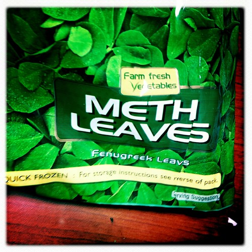Meth Leaves
