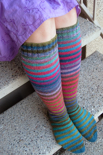 FO: Kneesocks