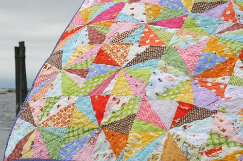 munki starburst quilt