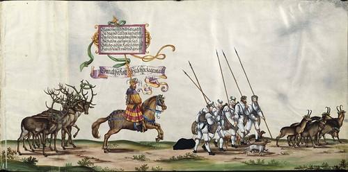 Triunfo del Emperador Maximiliano I (5)