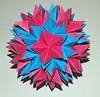 P9282836 (mganans) Tags: origami modular tornillo dodecahedron snub bascetta