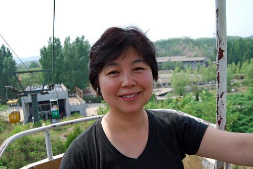 v25 - Chunlin on the Cable Car