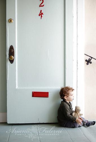 Doorstop.