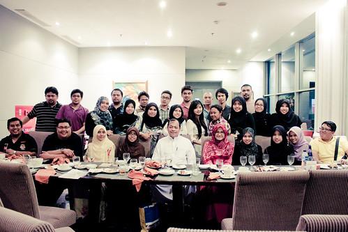 2 Hari Bersama Dato Shahidan Kassim :: Bersama Pelajar & Team Bloggers ::