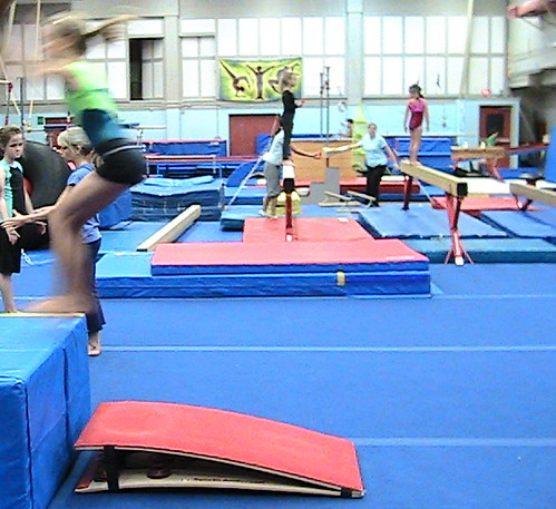 Glacier Gymnastics, Nelson, B.C.
