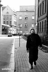 berlin-24 (yuricrea) Tags: leica berlin architecture night shoa hannover lovers notte architettura vicoli berlino metropoli biancoeneroblackandwhitecanon urbanarchitecturestreets