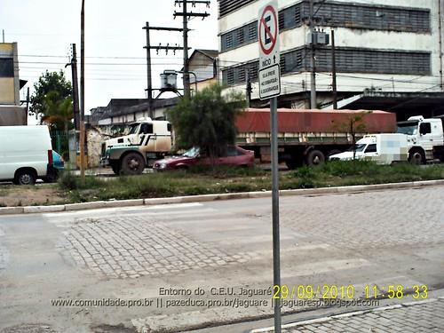 Entorno do C.E.U. Jaguare (29/09/2010)
