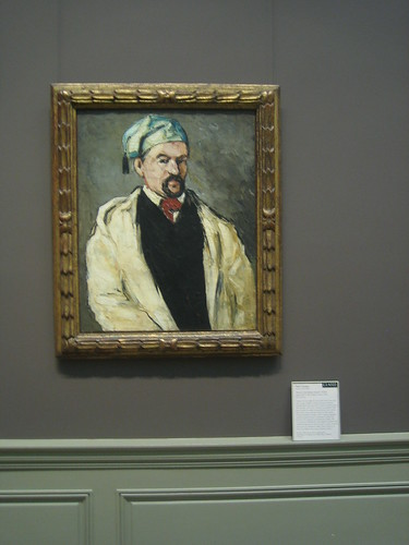 Antoine Dominique Sauveur Aubert (born 1817), the Artist's Uncle, 1866, Paul Cézanne _8401