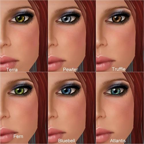 Shine Monet Eyes