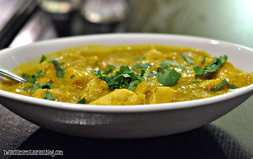 Mango Chicken at Taj Indian Grill ~ Minneapolis, MN