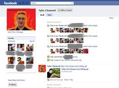 Ban FaceBook Page Mocking Tyler Clementi