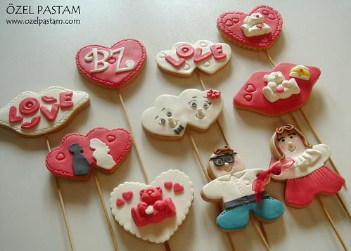 Aşk Kurabiyeleri / Love Cookies