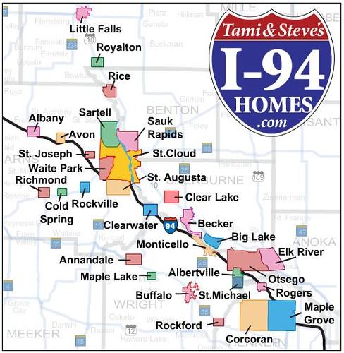 I94Homes Map Ad