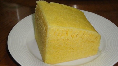 香港廣東粥麵粉飯點心名店的馬拉糕