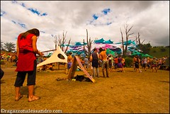 Ozora 2010 (Ragazzon Alessandro) Tags: from festival tristan hungary view you photos or august x psytrance gathering everyone psychedelic 2010 festivalx ozora 38x hungaryx goax 2010x psytrancex