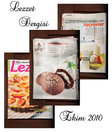 Lezzet Dergisi- Ekim/2010