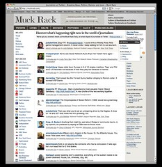 muckrack.com screenshot