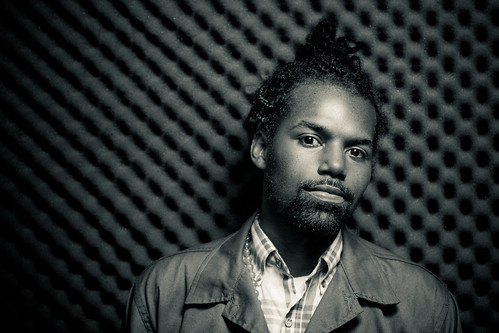 Damu @ Funkadelic Studios