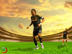 dedia drogba (ayman_ay17) Tags: madrid sunset sky by photoshop real football chelsea graphic stadium players fc premier league casillas ayman designed drogba dedia