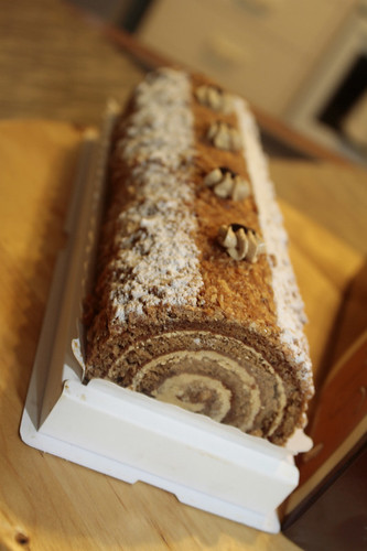 Mocha Roll from Hello Happy
