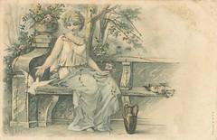 pc 1911 romantiek duifjes